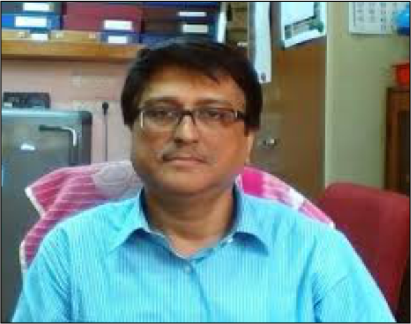 Anupam Chattopadhayay ( Degree Awarded 1999)