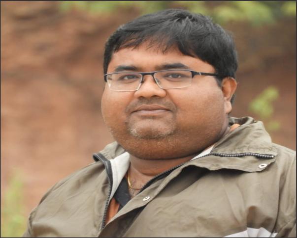 Atin Kumar Mitra (Degree awarded- 2013)