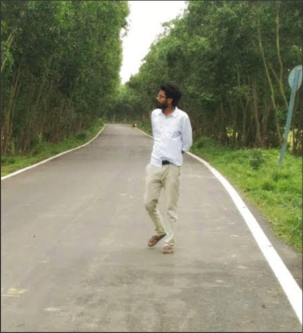 Joyjeet Sen; DST INSPIRE PhD Fellow ( 2018-)