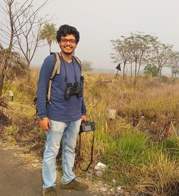 Pramit Chatterjee, Doctoral fellow (2020-)