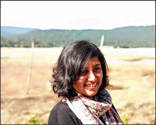 Urmi Dutta (Degree awarded - 2015)
